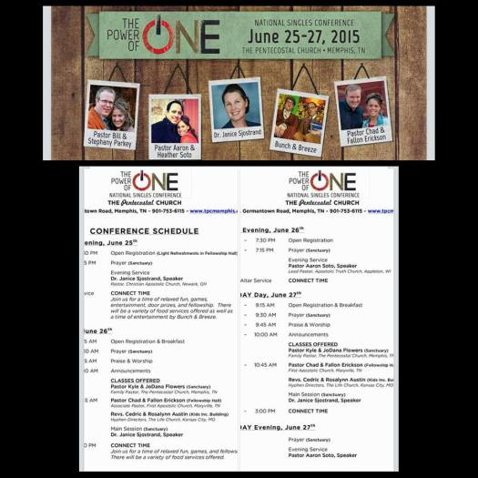 The Power of One 2015